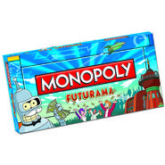 USAopoly MONOPOLY: Futurama  Collector's Edition at Sears.com