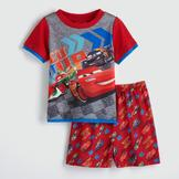 Disney Baby Cars Infant & Toddler Boy's Pajama Shirt & Shorts at mygofer.com