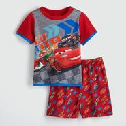 Disney Baby Cars Infant & Toddler Boy's Pajama Shirt & Shorts at Kmart.com
