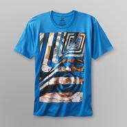 Amplify Young Men's Graphic T-Shirt - Logo & Guitar at Sears.com