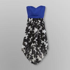 Bongo Junior's High-Low Dress - Floral at Kmart.com
