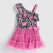 Piper Baby Infant & Toddler Girl's One-Shoulder Tutu Dress at Kmart.com