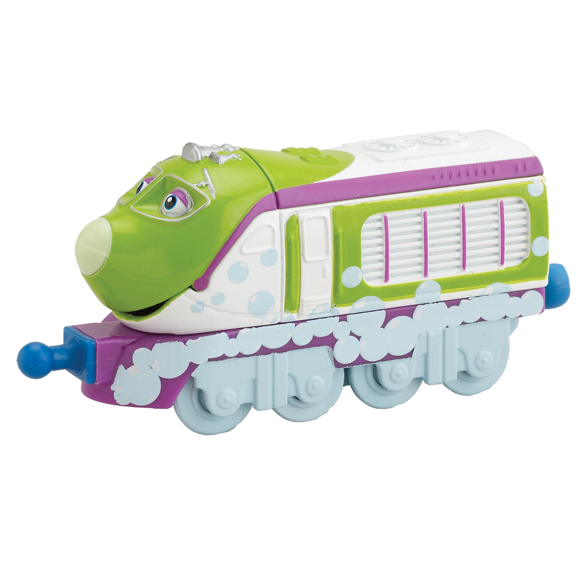 Chuggington Die-Cast Soap Suds Koko Toy Train Car