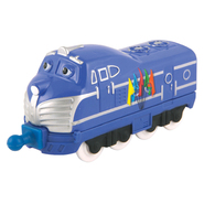 TOMY Chugginton Die-Cast Chugger Championship Series Harrison Toy Train Car at Sears.com