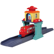 TOMY Chuggington Badge Quest Wilson Knowing Where You're Going Departure Station at Sears.com