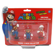 Nintendo Super Mario Brothers Mario 2-Inch Mini Figures 3-Pack Collection at Kmart.com