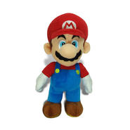 Nintendo Super Mario Brothers Large Mario 12-Inch Plush at Kmart.com
