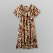 Loungees Women's Lounge Dress - Nature at Sears.com