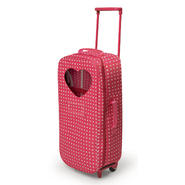 Badger Basket Trolley Doll Travel Case with Rocking Bed and Bedding - Star Pattern at Sears.com