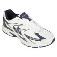 Athletech Men's Athletic Shoe L-Espy Wide Width - White at Kmart.com