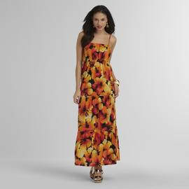 Sofia by Sofia Vergara Women's Maxi Dress - Floral at Kmart.com