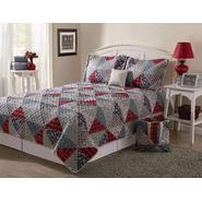 Essential Home Barathian 5 Piece Quilt Set at Kmart.com