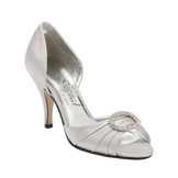 Inspired by Caparros Women's Dress Shoe Dazzle - Silver at mygofer.com