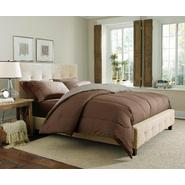 Cannon Solid Reversible Comforter - Cocoa at Kmart.com