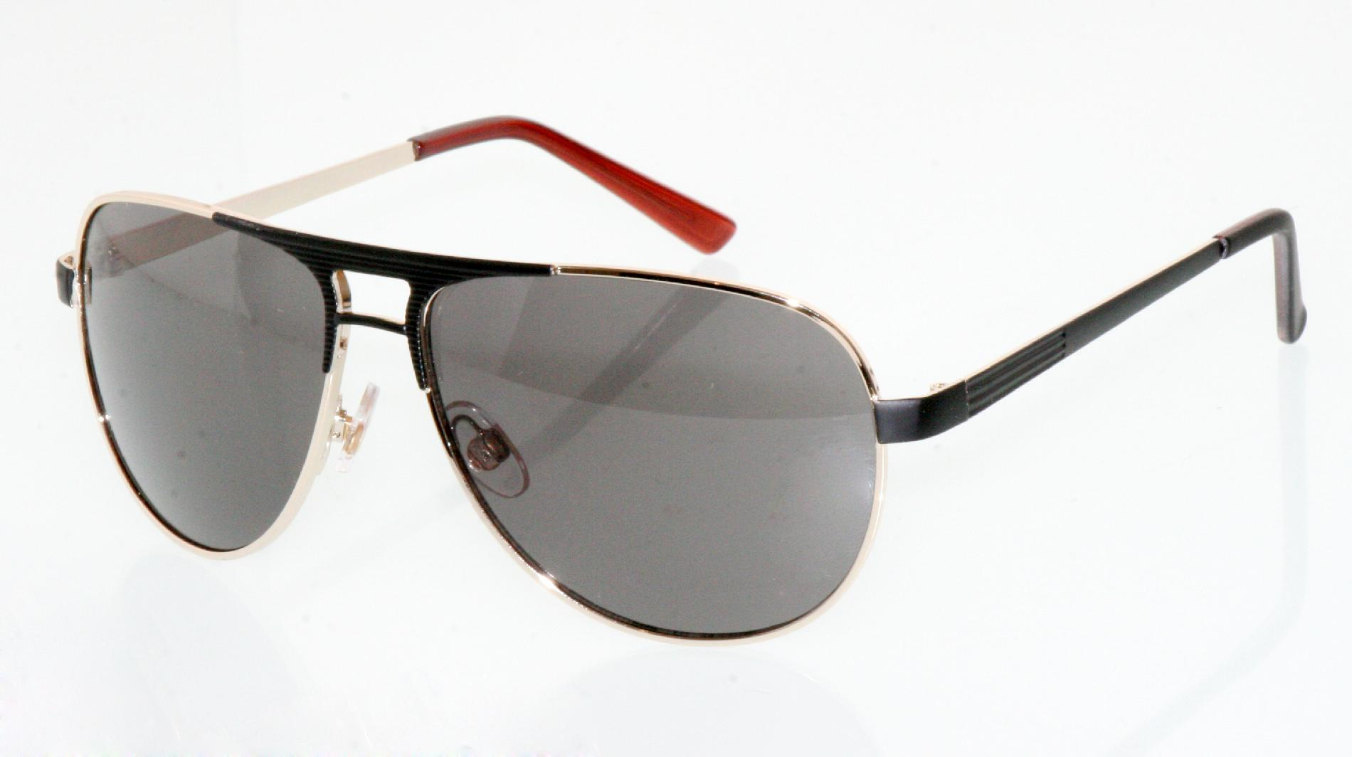 Men's Oversized Aviator Sunglasses