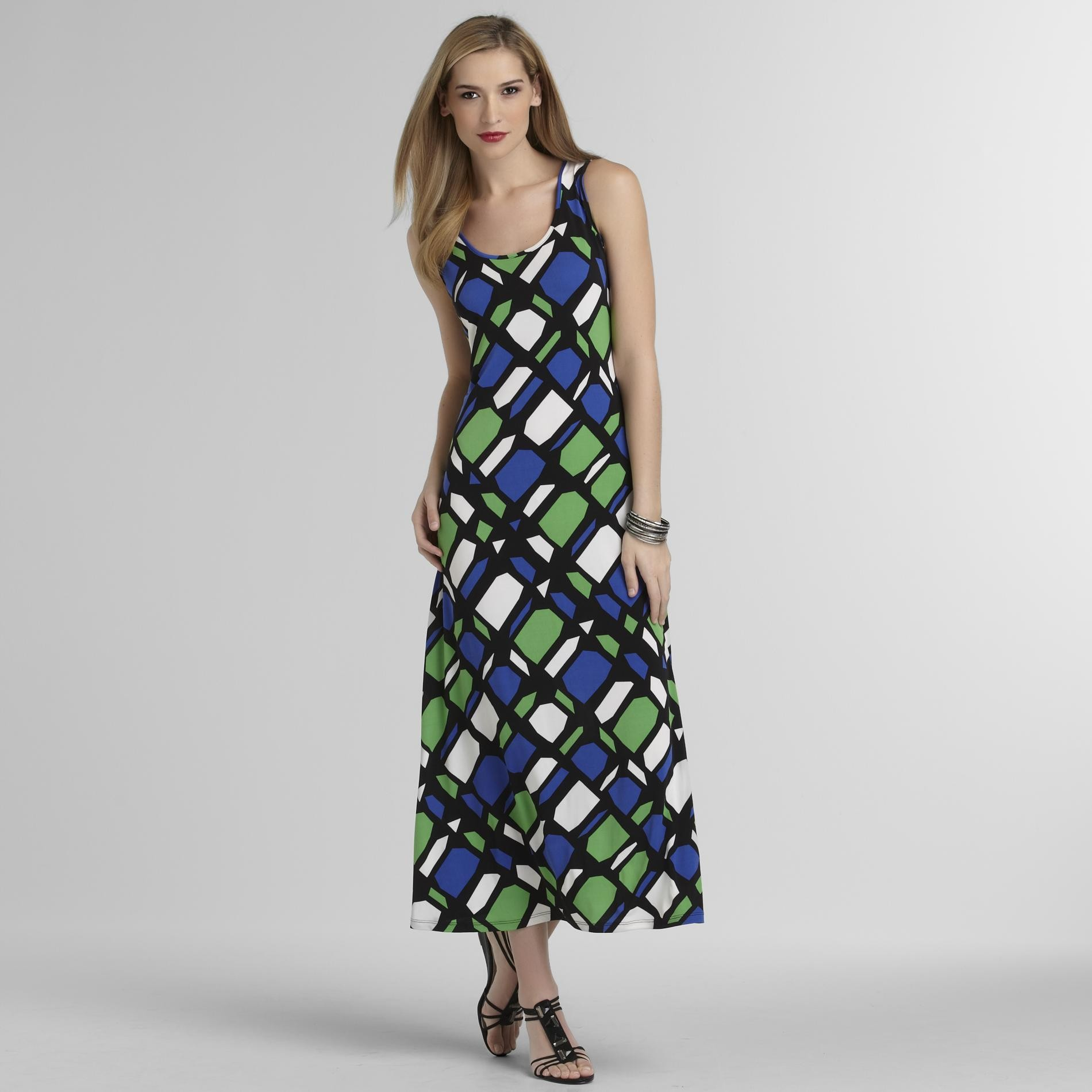 JBS Women's Sleeveless Maxi Dress at Sears.com