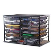 Rubbermaid 12-Compartment Organizer with Mesh Drawers at Kmart.com