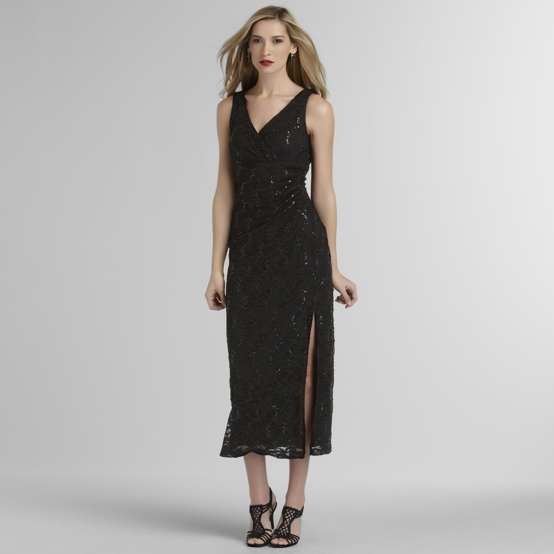 R & M Richards Women's Lace Evening Dress at Sears.com