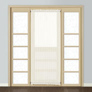 "United Curtain Company Monte Carlo 59"" x 72"" voile door panel at Sears.com"