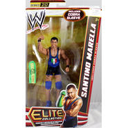 WWE Santino Marella - WWE Elite 20 Toy Wrestling Action Figure at Kmart.com