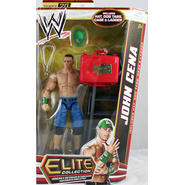 WWE John Cena - WWE Elite 20 Toy Wrestling Action Figure at Kmart.com