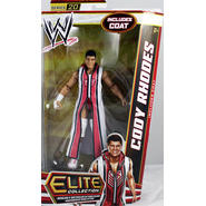 WWE Cody Rhodes - WWE Elite 20 Toy Wrestling Action Figure at Kmart.com