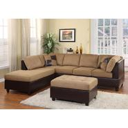 Oxford Creek Icon Sectional Set with 2 Pillows and ottoman at Sears.com