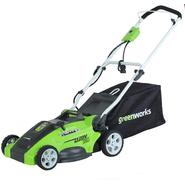 "Greenworks 10 Amp Corded 16"" Mower at Sears.com"