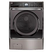 Kenmore Elite 5.2 cu. ft. Front-Load Washer - Metallic Silver at Sears.com
