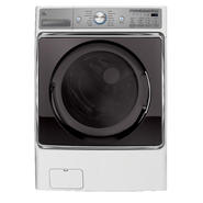 Kenmore Elite 5.2 cu. ft. Front-Load Washer - White at Kenmore.com