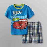 Disney Baby Cars Toddler Boy's Graphic T-Shirt & Shorts - Rev it Up at Sears.com