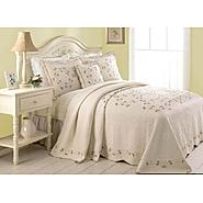 Modern Heirloom Felisa Bedspread at Sears.com