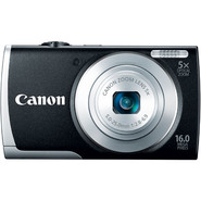 Canon 16.0-Megapixel PowerShot A2600 Digital Camera - Black at Kmart.com