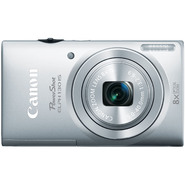 Canon 16.0-Megapixel PowerShot ELPH 130 IS Digital Camera - Silver at Kmart.com