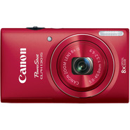 Canon 16.0-Megapixel PowerShot ELPH 130 IS Digital Camera - Red at Kmart.com