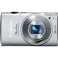 Canon 12.1-Megapixel PowerShot ELPH 330 HS Digital Camera - Silver at Sears.com