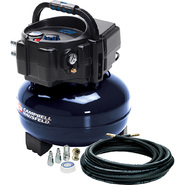 Campbell Hausfeld CLOSEOUT! 6 Gallon Oil-Free Pancake Air Compressor with Inflation Kit at Sears.com