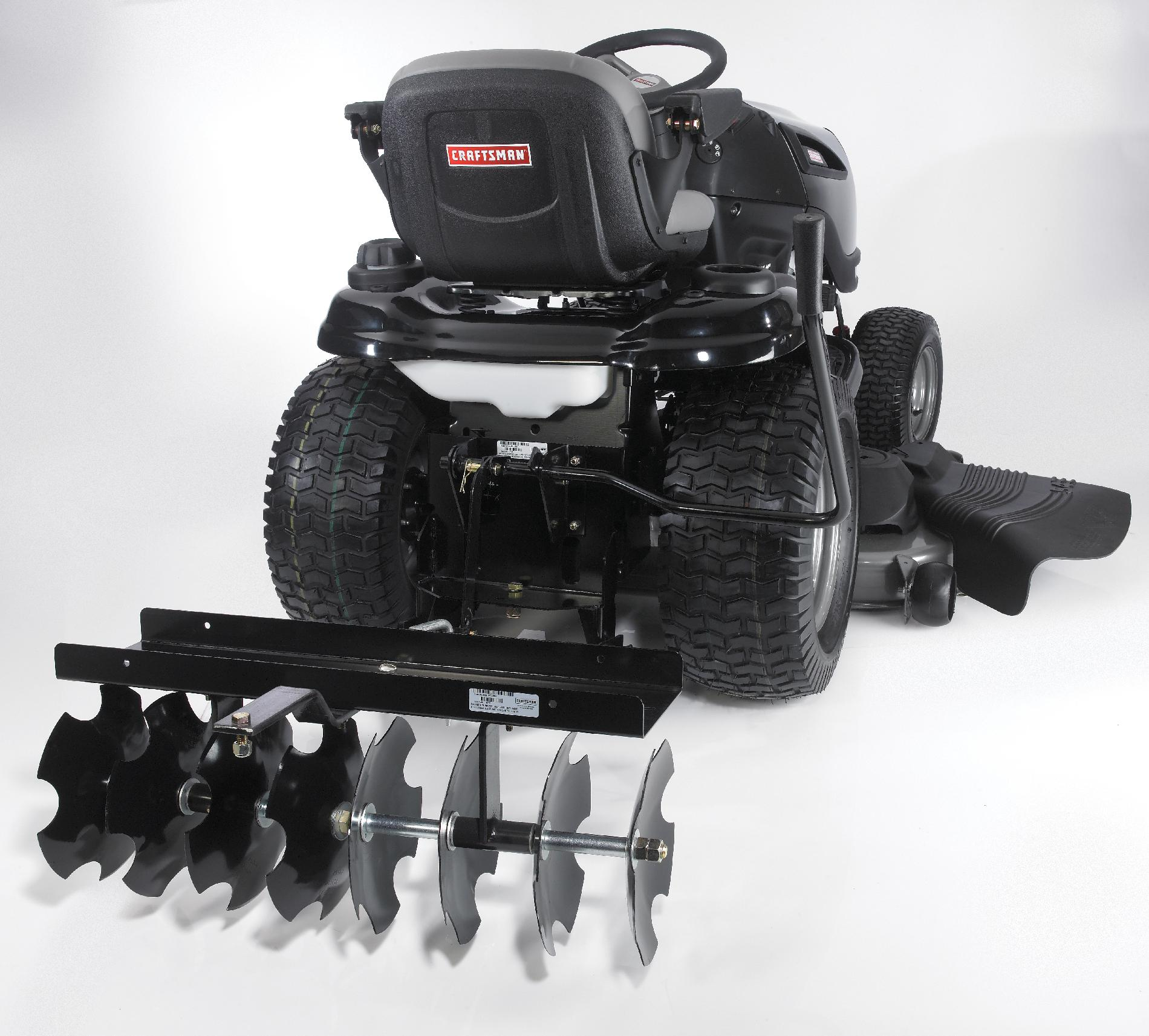 Craftsman Garden Tractor Sleeve Hitch Tractor Attachments At Sears