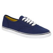 Bongo Women's Lace Up Canvas Shoe Seattle- Navy at Kmart.com