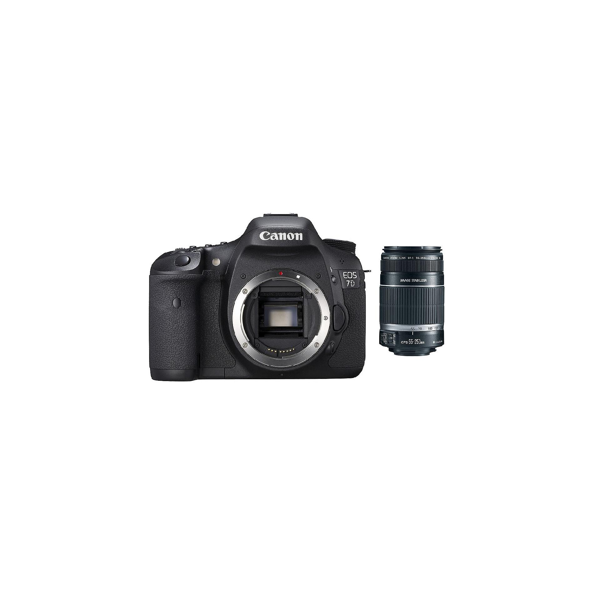 Canon  3814B004L1-KIT EOS 7D 18MP