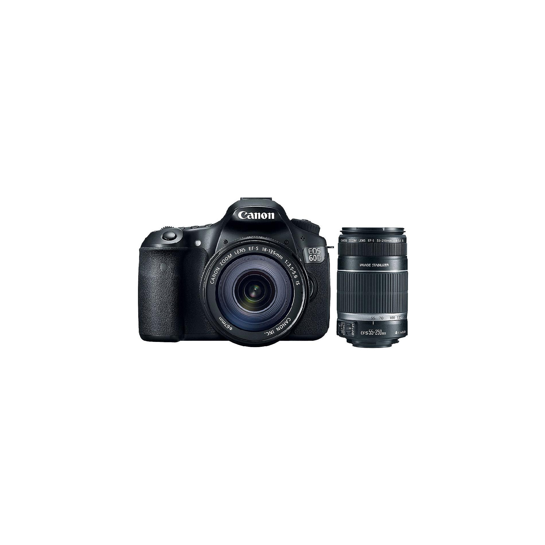 4460B004L1-KIT EOS 60D Digital SLR Camera,