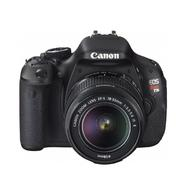Canon EOS Rebel T3i 18-55mm IS II Digital SLR Camera Kit at Sears.com
