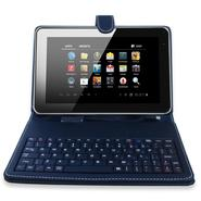 "Kaser Net'sGo2 7"" Android 4.0 Tablet Bundle with 84-key USB Keyboard & Pouch at Kmart.com"