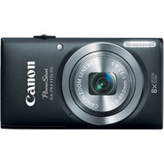 Canon 16.0-Megapixel PowerShot ELPH 115 IS Digital Camera - Black at Kmart.com