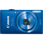Canon 16.0-Megapixel PowerShot ELPH 115 IS Digital Camera - Blue at Kmart.com