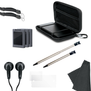 dreamGEAR 3DS 11-in-1 Starter Kit - Black at Kmart.com