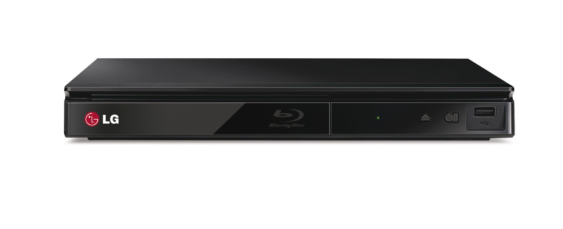 Smart Blu-ray Players