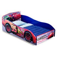 Delta Childrens Disney Pixar Cars Wooden Toddler Bed at Sears.com