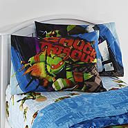 Nickelodeon Teenage Mutant Ninja Turtles Boy's Pillowcase at Kmart.com