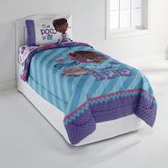 Disney Doc McStuffins Girl's Twin Comforter at Kmart.com